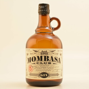 Mombasa Club London Dry Gin 41,5% 0,7l