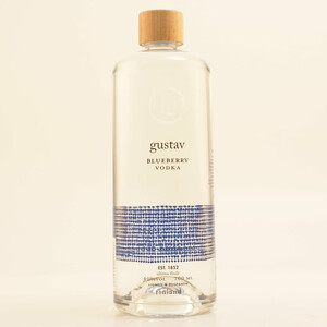 Gustav Vodka Arctic Blueberry 0,7l 40%