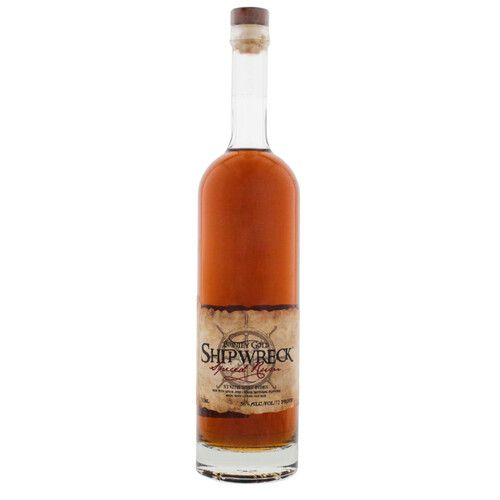Brinley Shipwreck Gold Spiced Spirit (Rum Basis) 36% 0,7l