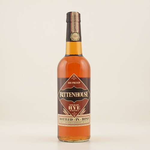 Rittenhouse 100 Proof Rye Whiskey 50% 0,7l