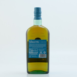 The Singleton 12 Jahre Speyside Whisky 40% 0,7l