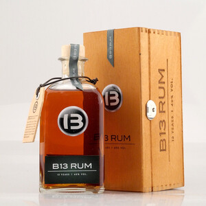 Bentley B13 Rum Barbados 13 Jahre 40% 0,5l