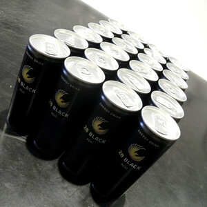 28 DRINKS BLACK ACAI Energy Drink 24er Tray 24x0,25l (kein Alkohol)