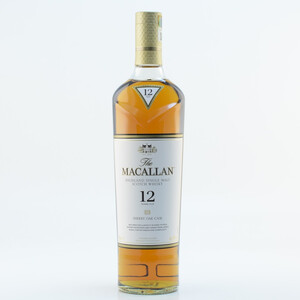 Macallan 12 Jahre Sherry Oak Whisky 40% 0,7l