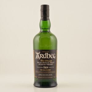 Ardbeg 10 Jahre Islay Whisky 46% 0,7l Exploration Pack + 2 Tumbler