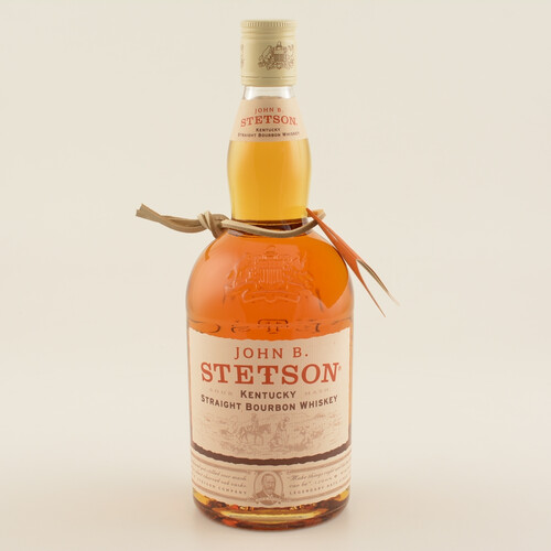 Stetson Kentucky Bourbon Whiskey 42% 0,7l