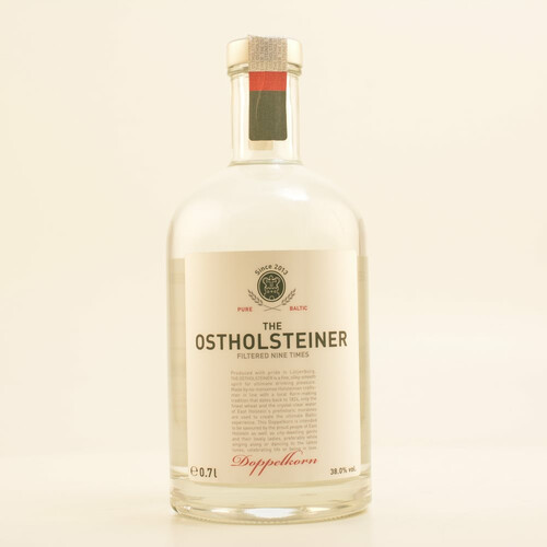 The Ostholsteiner Premium Doppelkorn 38% 0,7l