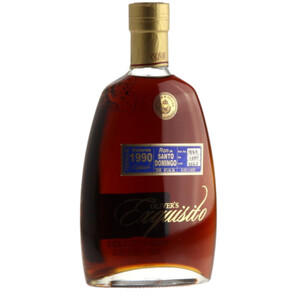 Ron Exquisito 1990 Rum 40% 0,7l