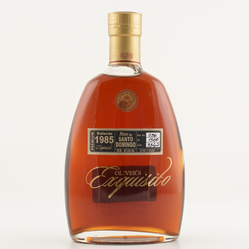 Ron Exquisito 1985 Rum 40% 0,7l