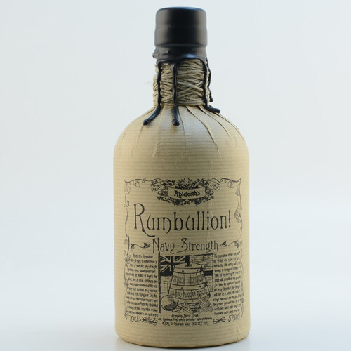 Ableforth Rumbullion English Spiced Navy Strength (Rum-Basis) 57% 0,7l