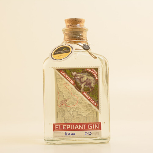 Elephant London Dry Gin 45% 0,5l