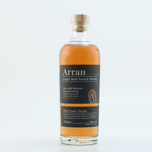 Arran Malt Port Cask Finish Island Whisky 50% 0,7l