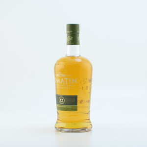 Tomatin 12 Jahre Highland Single Malt Whisky 43% 0,7l