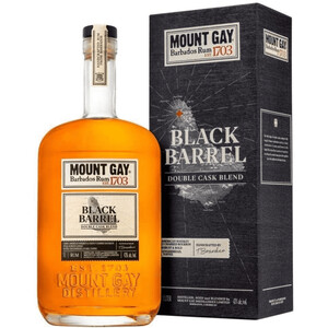 Mount Gay Rum Black Barrel 43% 1,0l