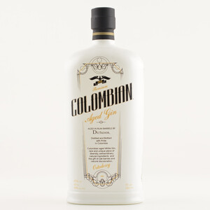 Dictador Colombian Aged White Gin (Ortodoxy) 43% 0,7l + Goldberg Tonic