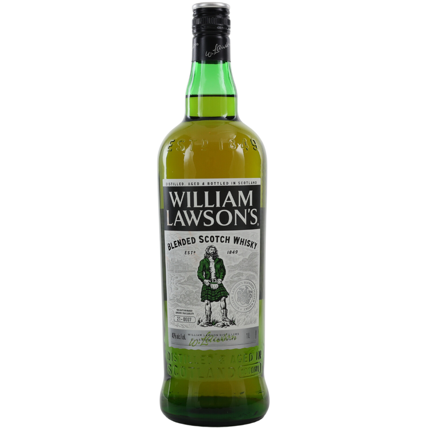 William Lawson's Whisky 40% 1,0l