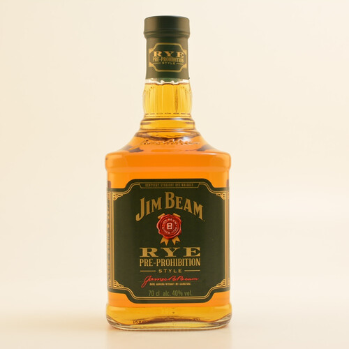 Jim Beam Rye Bourbon Whiskey 40% 0,7l
