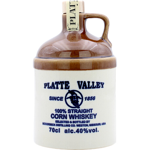 Platte Valley Corn Bourbon Whiskey 40% 0,7l