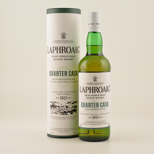 Laphroaig Quarter Cask Islay Whisky 48% 0,7