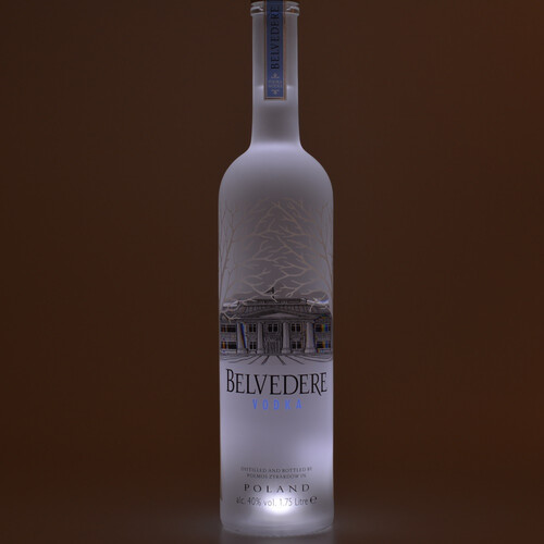 Belvedere Vodka Pure MAXI 40% 1,75l