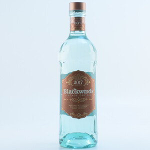 Blackwoods Vintage Dry Gin - Limited Edt. - 60% 0,7l