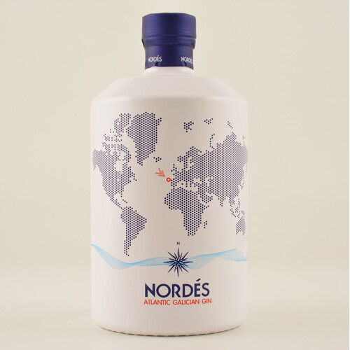 Nordes Atlantic Galician Gin 40% 0,7l