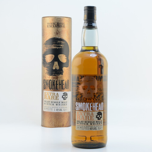 Smokehead Extra Rare Islay Whisky 1,0l