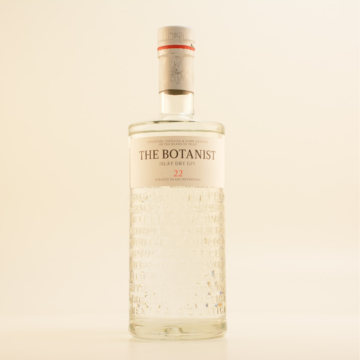 The Botanist Islay Dry () Gin 46% 1,0l (39,90 € pro 1 l)