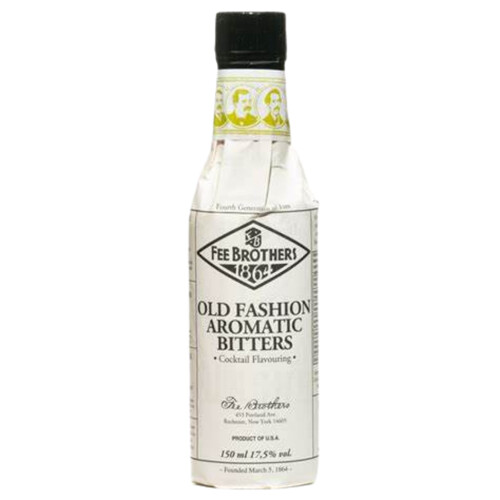 Fee Brothers Old Fashioned Bitters 17,5% 0,15l