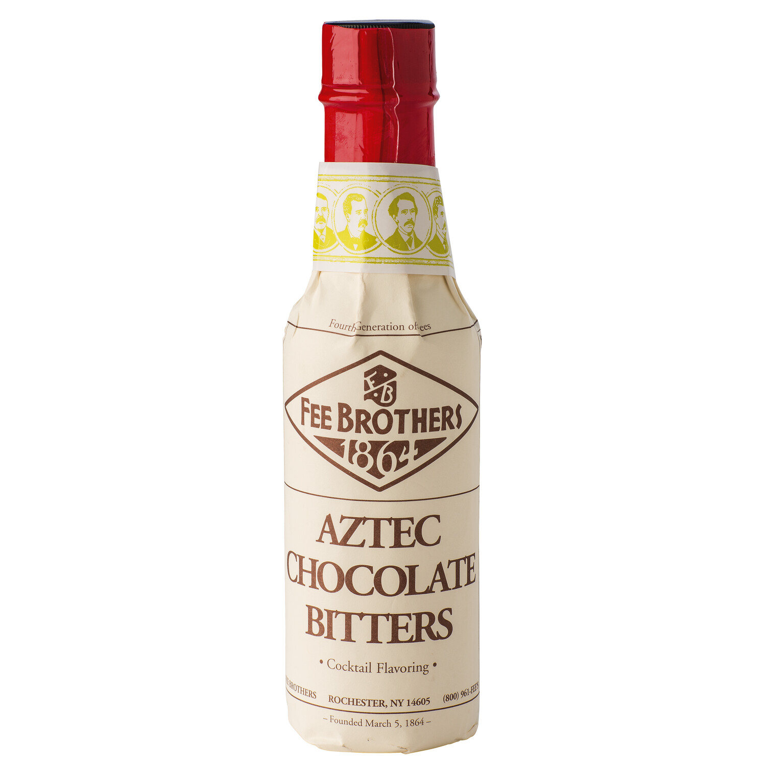 Fee Brothers Aztec Chocolate Bitters 2,55% 0,15l