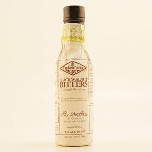 Fee Brothers Black Walnut Bitters 6,4% 0,15l