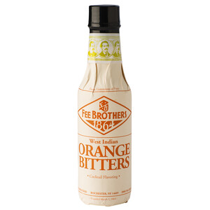 Fee Brothers Orange Bitters 9% 0,15l