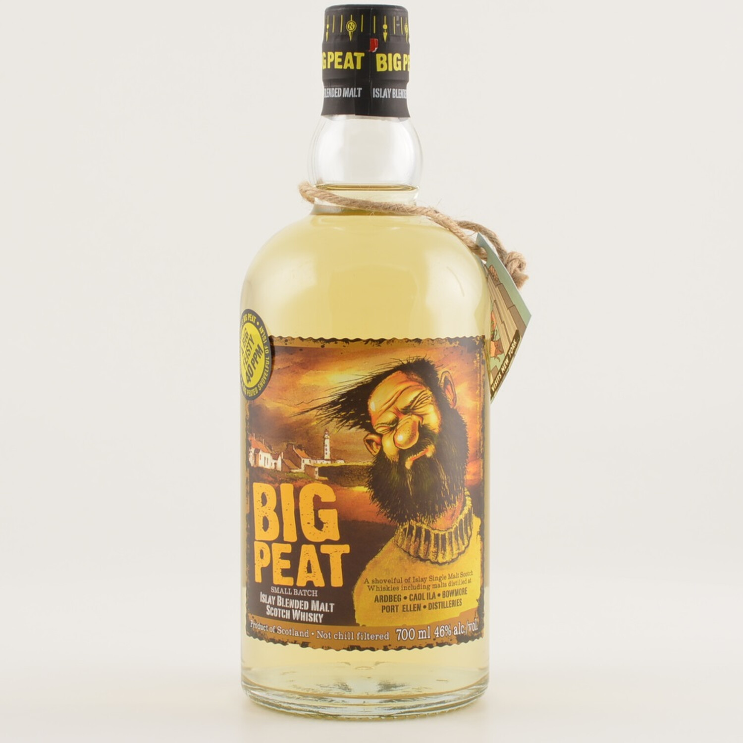 Big Peat Islay Blended Whisky 46% 0,7l