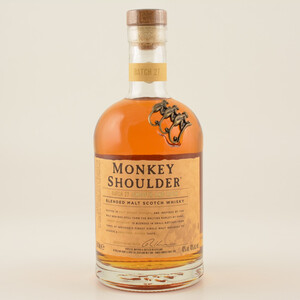 Monkey Shoulder Blended Malt Whisky 40% 0,7l