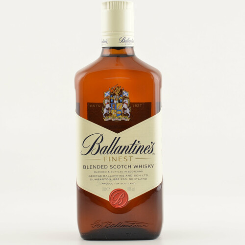Ballantines Finest Scotch Whisky 40% 0,7l