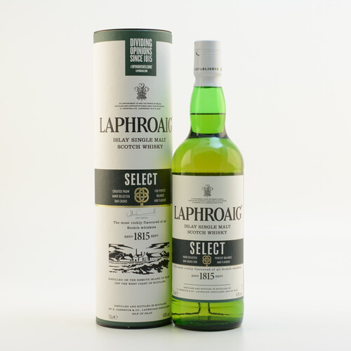 Laphroaig Select Islay Whisky 40% 0,7l