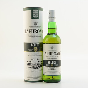 Laphroaig Select Islay Whisky 40% 0,7l + 2 Nosinggläser