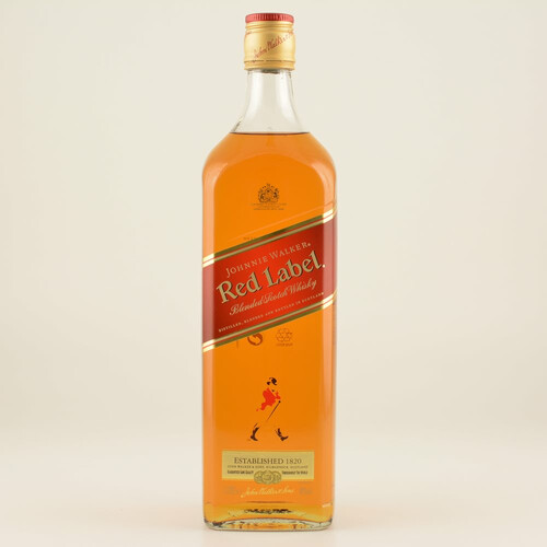 Johnnie Walker Red Label 40% 1,0l