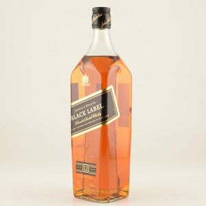 Johnnie Walker Black Label 12 Jahre 40% 1,0l