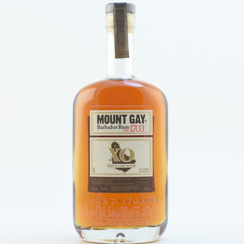 Mount Gay Rum XO Triple Cask Blend 43% 0,7l