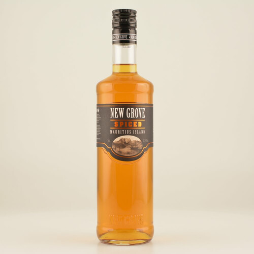 New Grove Spiced Mauritius (Rum-Basis) 37,5% 0,7l