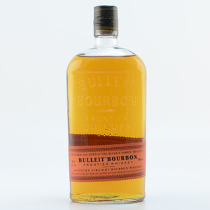 Bulleit Bourbon Frontier Whiskey 45% 0,7l