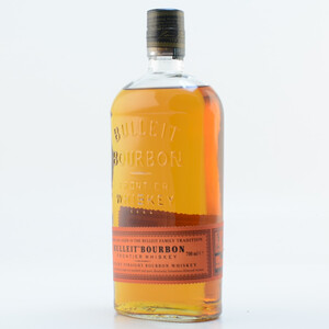 Bulleit Bourbon Frontier Whiskey im Lewis Bag 45% 0,7l
