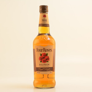 Four Roses Kentucky Straight Bourbon Whiskey 40% 0,7l