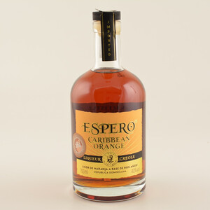 Ron Espero Creole Caribbean Orange Rum 40% 0,7l