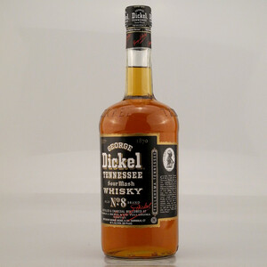 George Dickel No. 8 Tennessee Whisky 40% 1,0l