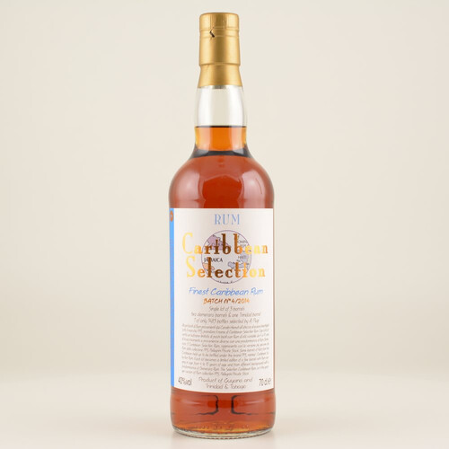PPC Caribbean Selection Finest Rum 40% 0,7l