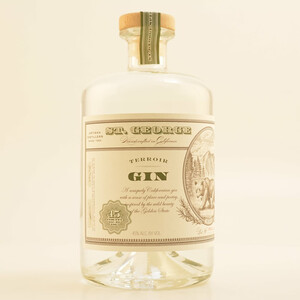 St. George Terroir Gin 45% 0,7l