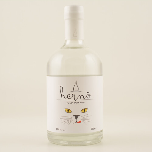 Hernö Old Tom Gin 43% 0,5l