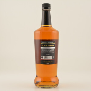 Black Velvet Canadian Whisky 40% 1,0l